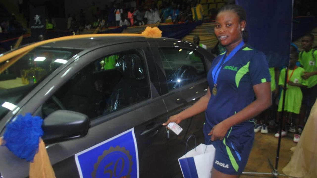 Fayele, Odusanya hold sway at 50th Asoju Oba Cup