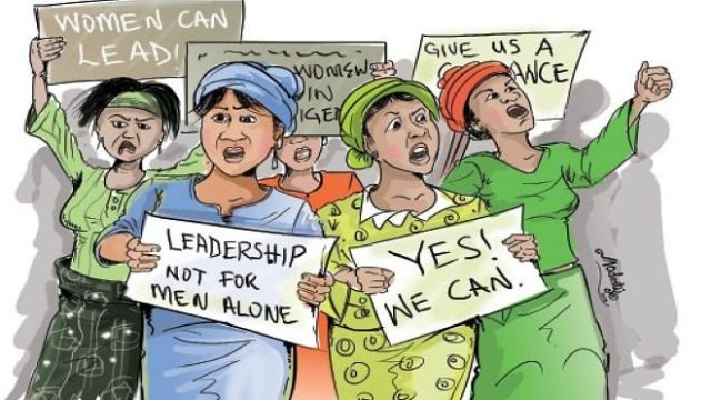 2019 Elections: Women should fight for themselves because the men won't do it