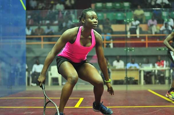 Squash: My sister is my biggest challenge in 2019 – Olatunji