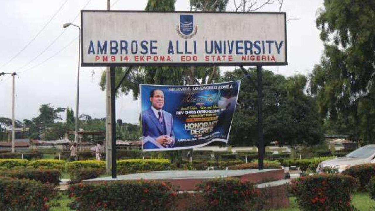 Ambrose Alli University (AAU). Photo: Guardian Nigeria