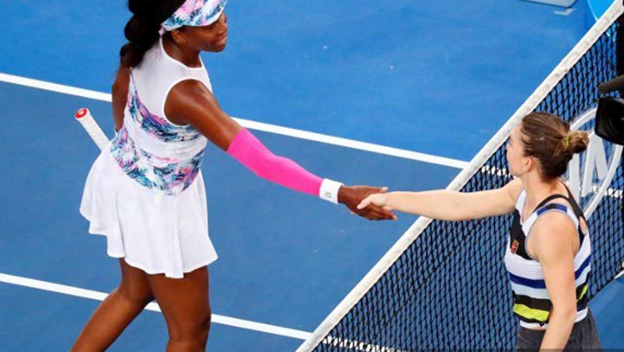Serena rolls on, Halep defeats Venus | The Guardian Nigeria Newspaper - Nigeria and World News