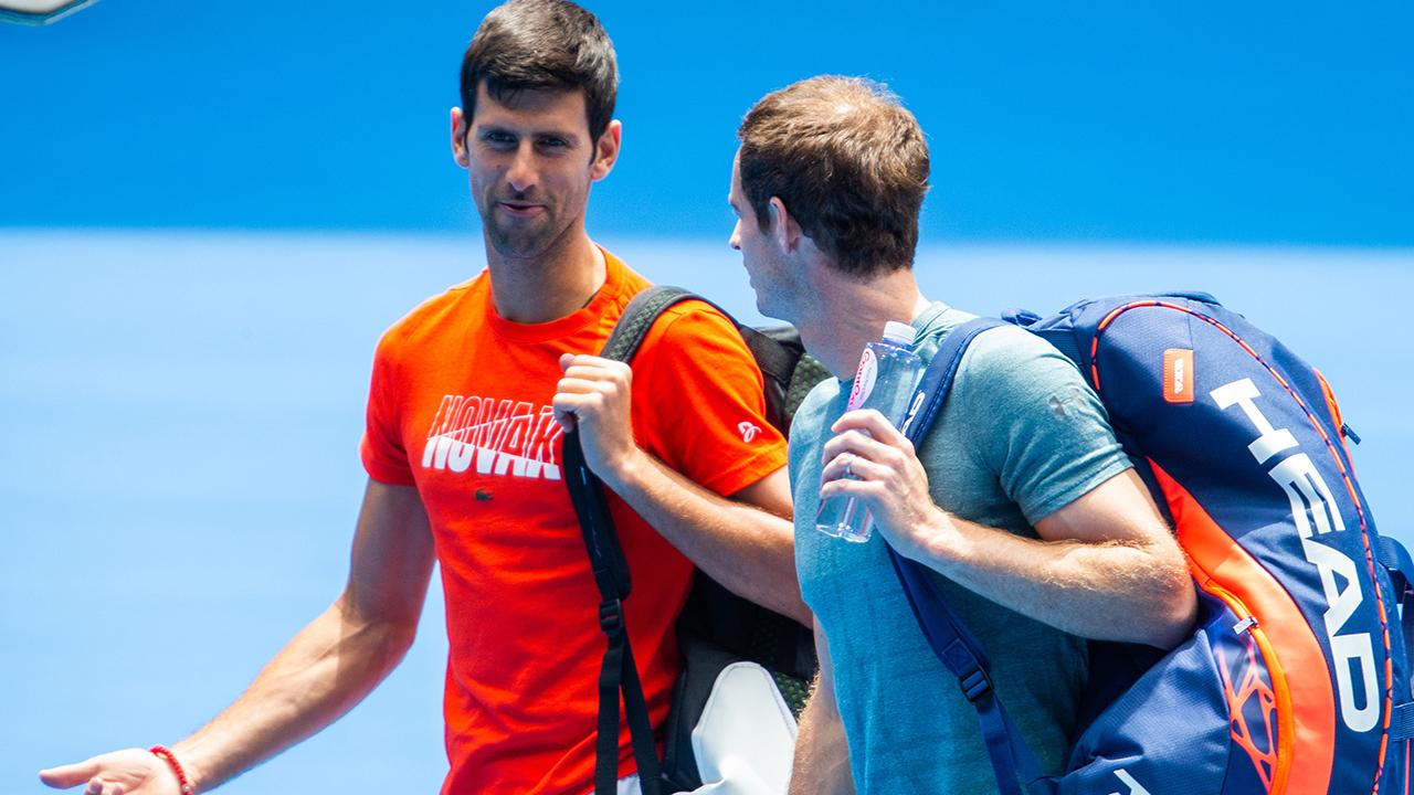 Djokovic and Halep top seeds at Australian Open