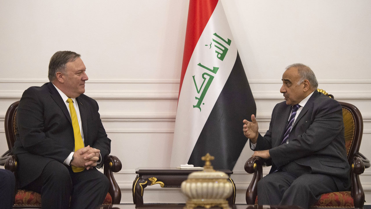 Foreign troops in Iraq cut by a quarter in 2018, says prime minister