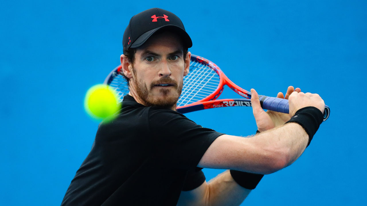 Pain-free Murray targets competitive return after hip surgery