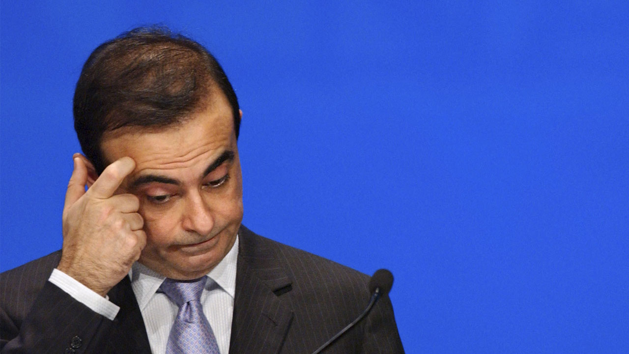 Ghosn held $260,000 Rio party billed to Renault-Nissan, documents show
