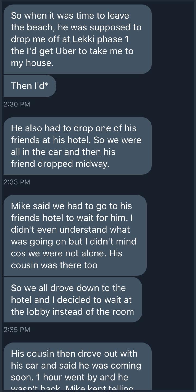 Alleged Serial Rapist Michael Asiwaju Gets Outed On Twitter, Alleged Serial Rapist Michael Asiwaju Gets Outed On Twitter
