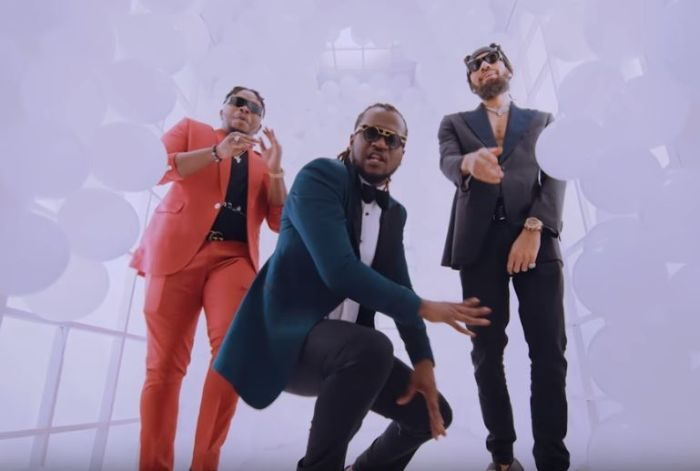 Video: Rudeboy Featuring Olamide, Phyno –