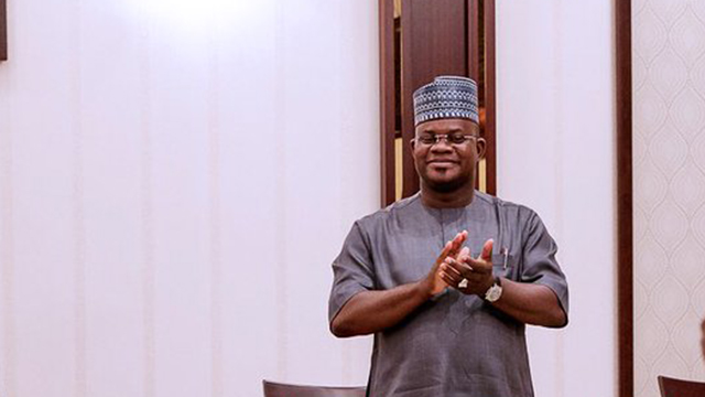 Resort to violence cannot save you, PDP tells Yahaya Bello