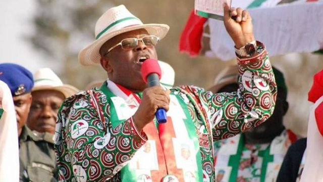Umahi vows to work with fear of God, if re-elected