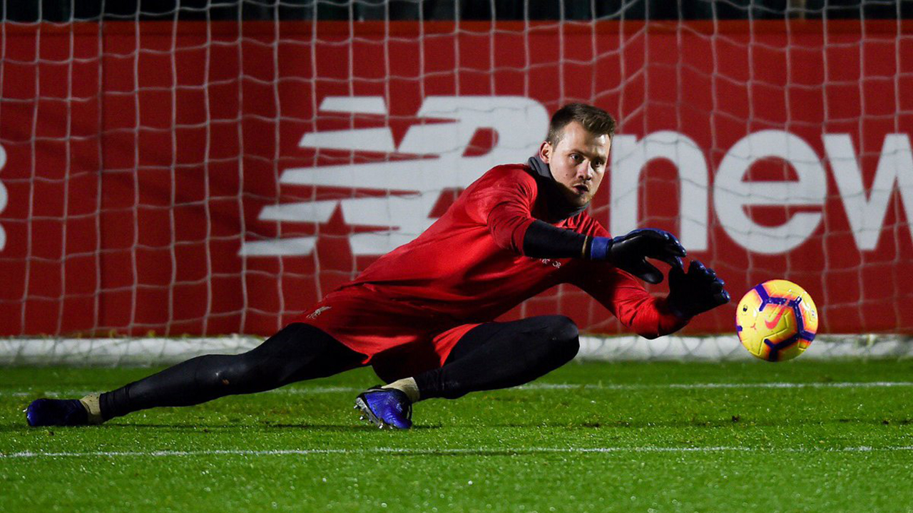 Mignolet laments sitting on Liverpool's bench