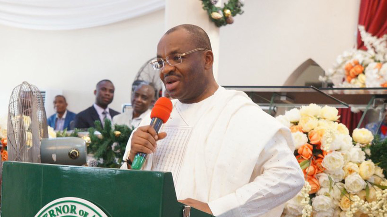 Revisiting PDP's hold on Akwa Ibom State after Akpabio's 'uncommon