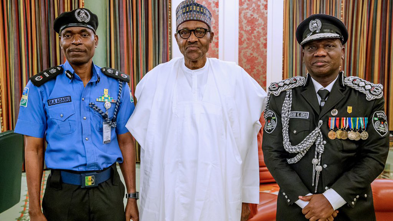 Idris and transitioning of Nigeria's troubled police