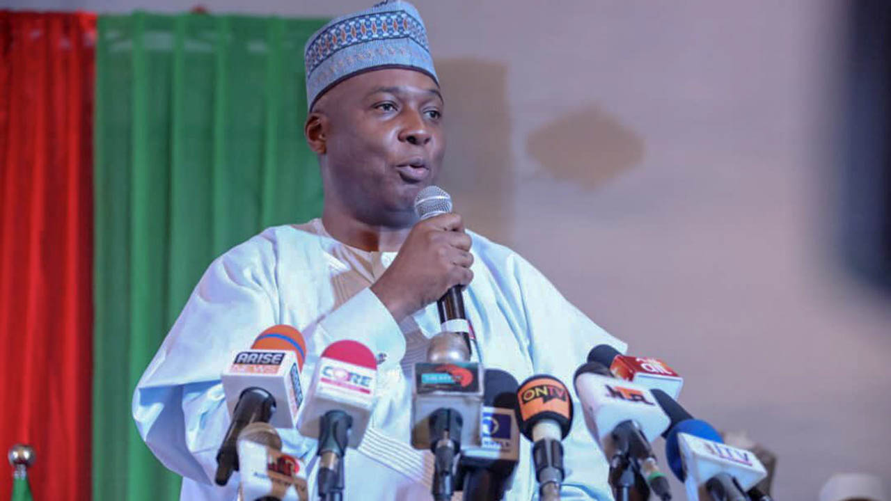 Image result for CJN: Saraki Should Be Declared President Immediately – ADC Chairman, Ralphs