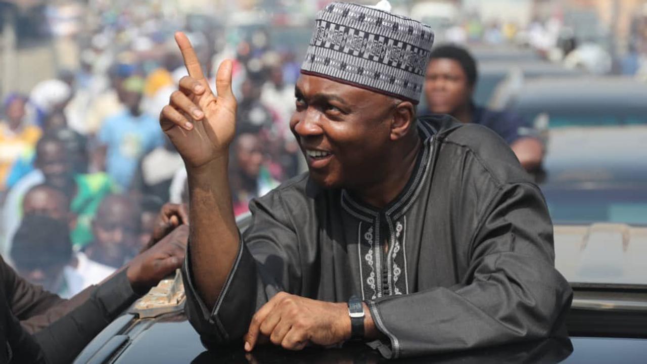 Saraki floors APC in own polling unit | The Guardian Nigeria News - Nigeria and World News