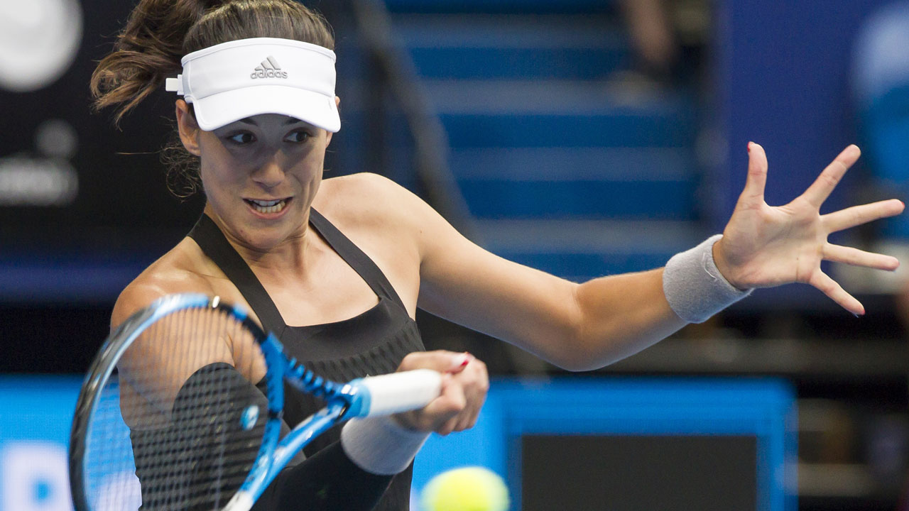 foto Garbine Muguruza 2 Grand Slam singles titles