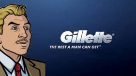 Gillette the best a man can get