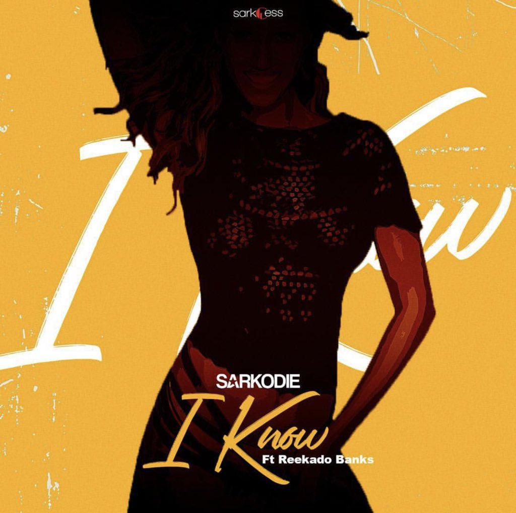 """Sarkodie And Reekado Banks Team Up In """"I Know"""""""