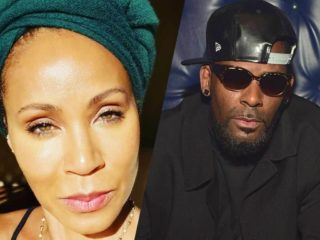 Jada Pinkett Smith and R Kelly