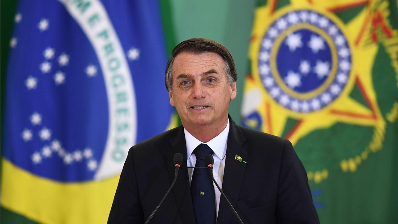 Brazil U0026 39 S Bolsonaro Rejects Global Migration Pact The