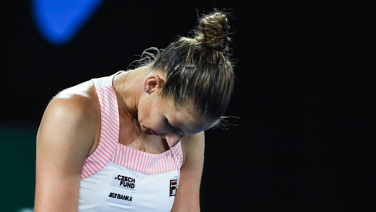 Serena Williams Loses At Australian Open