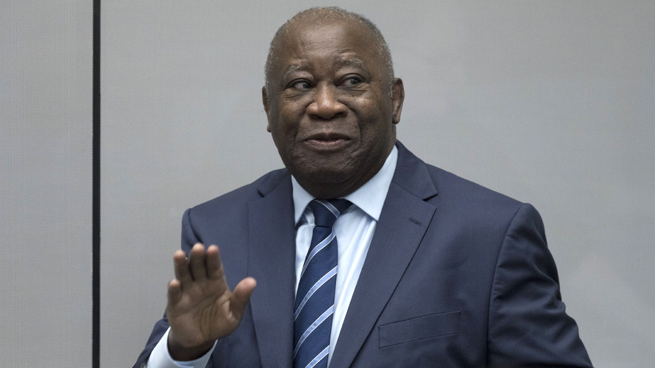 ICC halts release of Ivory Coast's Gbagbo