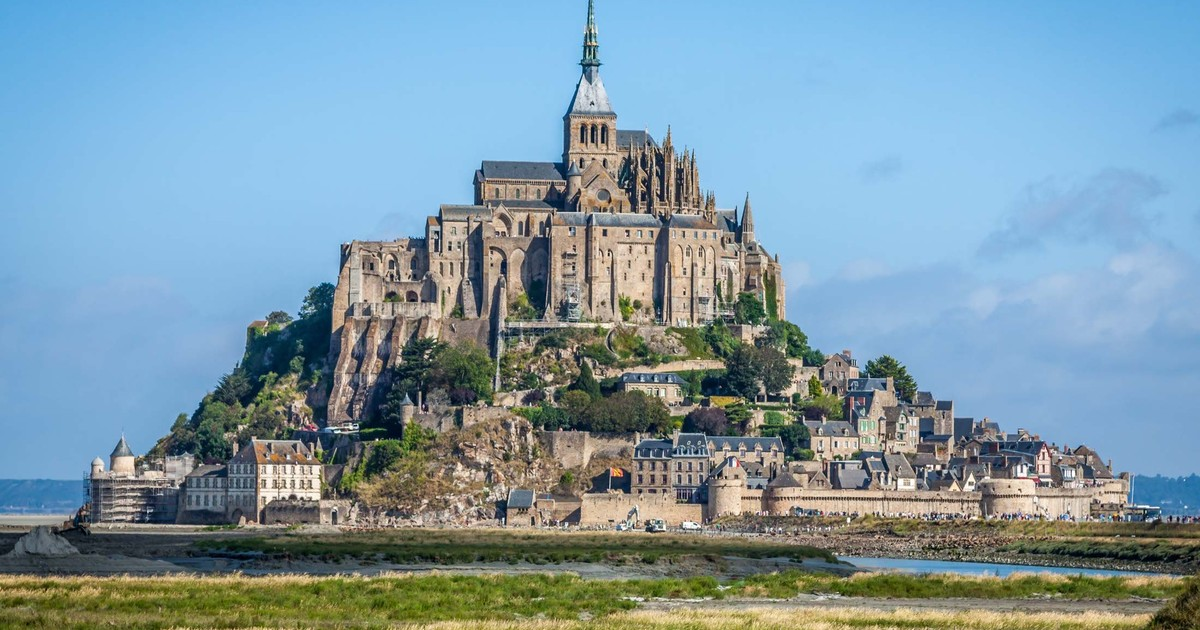 Mont Saint Michel cover