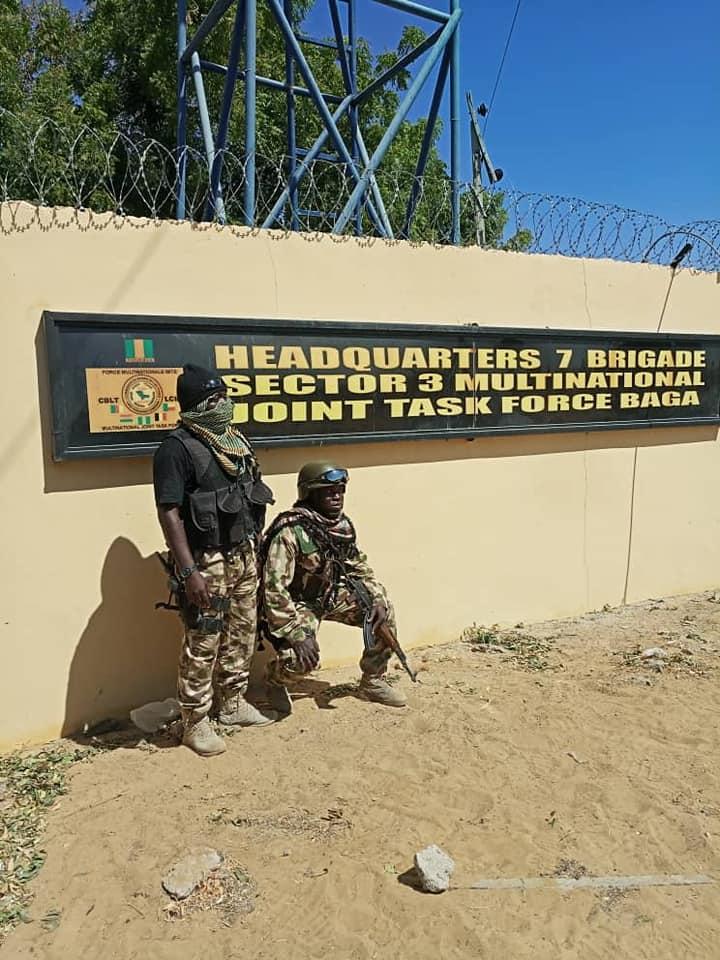 Air Force hits Boko Haram logistics base | The Guardian Nigeria News - Nigeria and World News
