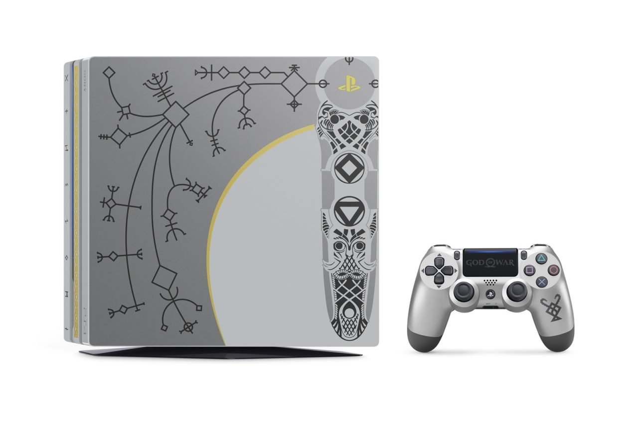 PS4Pro God of War Limited Edition