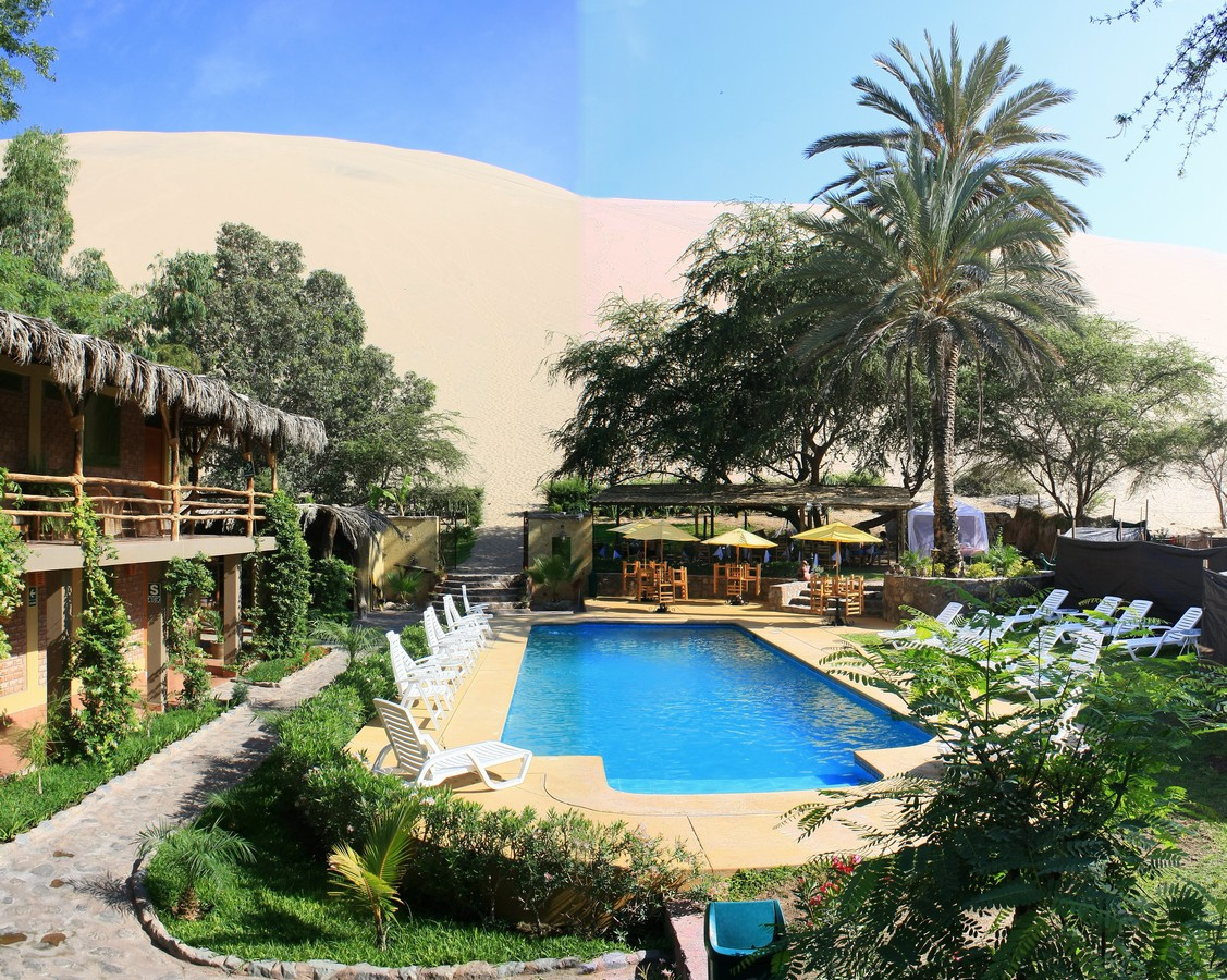 The Peruvian Desert Oasis You Didn't Know Existed