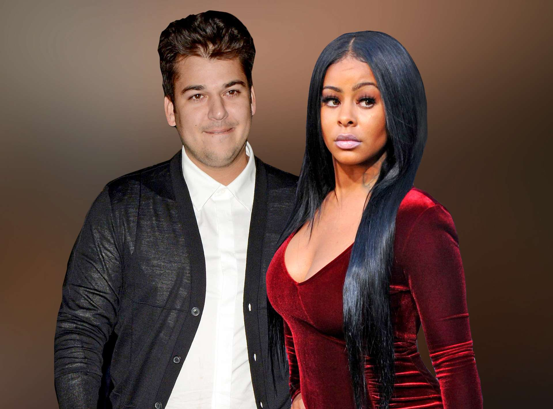 Rob Kardashian And Alexis Skyy Are Officially Dating
