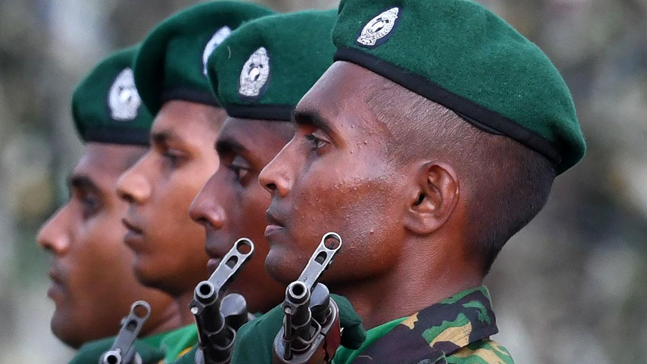 Sri Lanka seize explosives from local Islamist radicals
