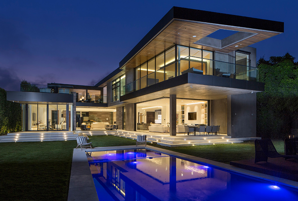 Trevor Noah Bel-Air home