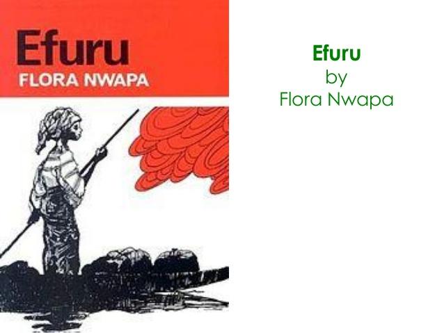Florence Nwapa's book Efuru