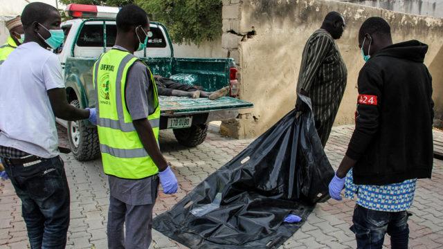 Suicide bomb attack kills three in Maiduguri