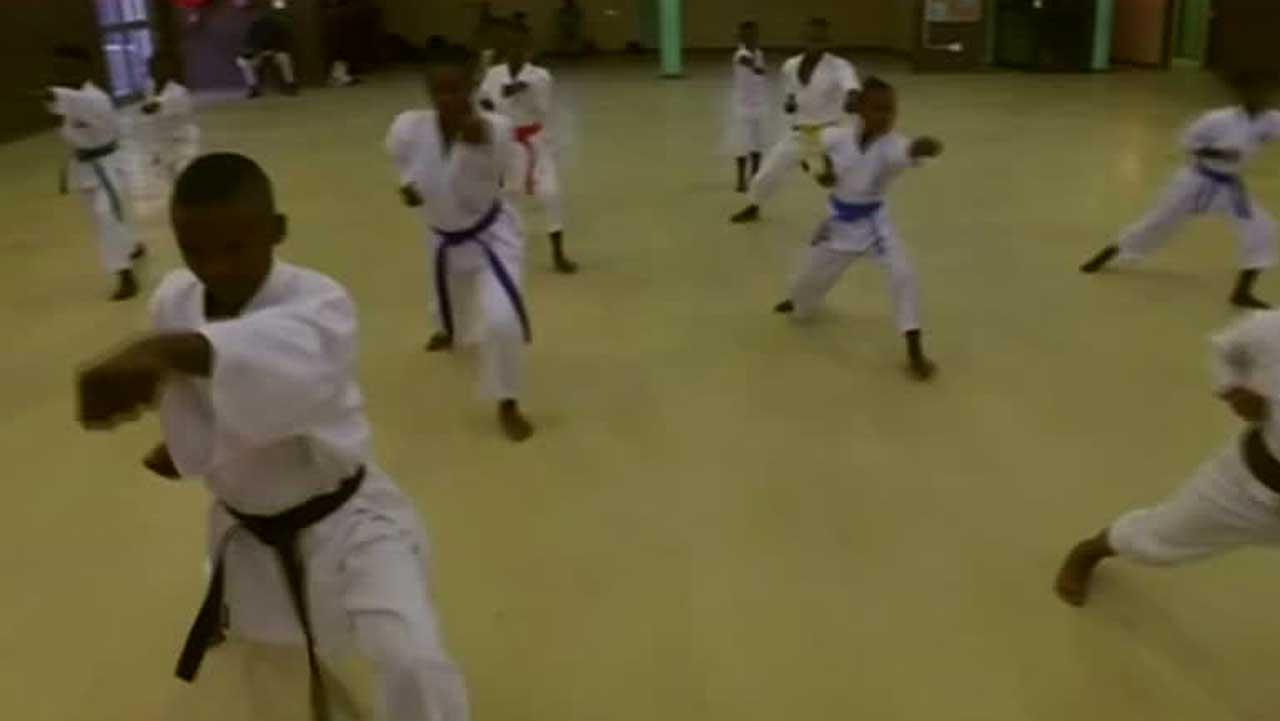 The Guardian wins Gyaku Ryu karate-Do award