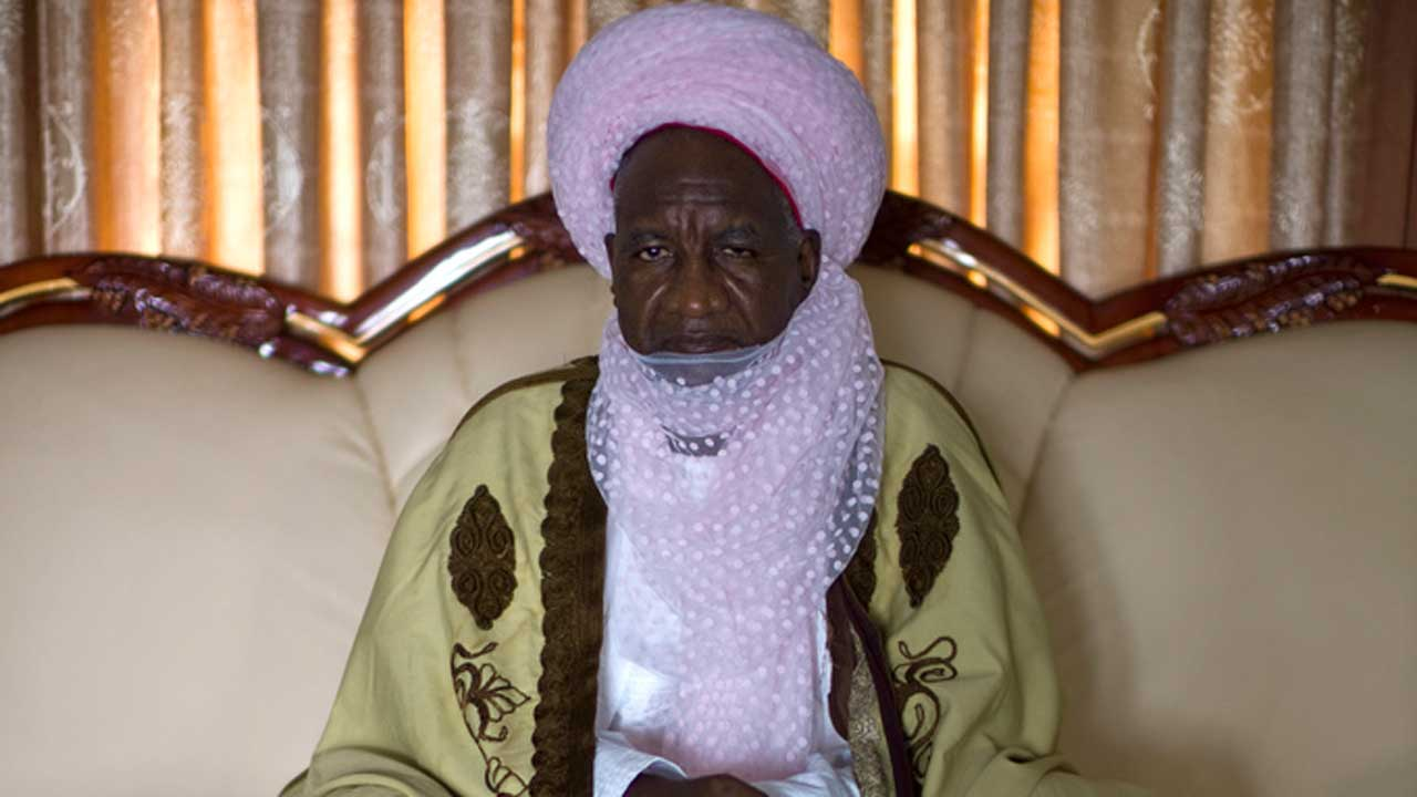 Tension in Adamawa over alleged plans to remove Emir | The Guardian Nigeria News - Nigeria and World News