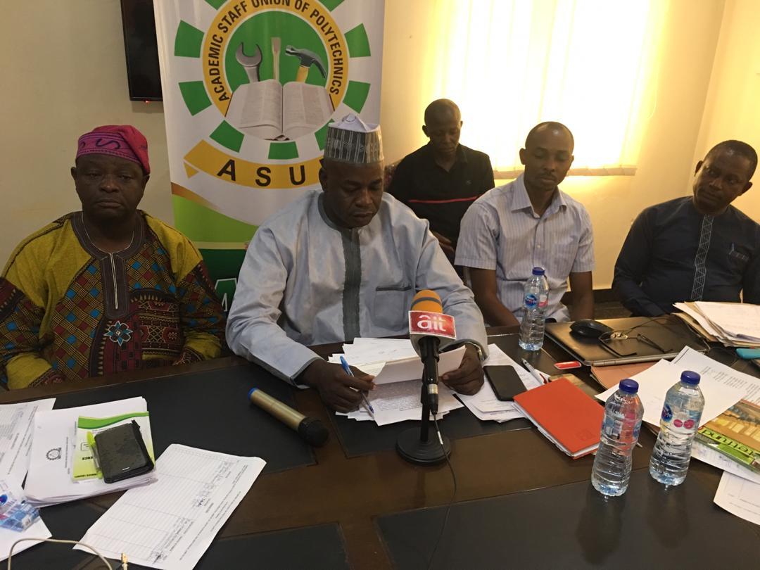 ASUP suspends strike   The Guardian Nigeria Newspaper - Nigeria and World News