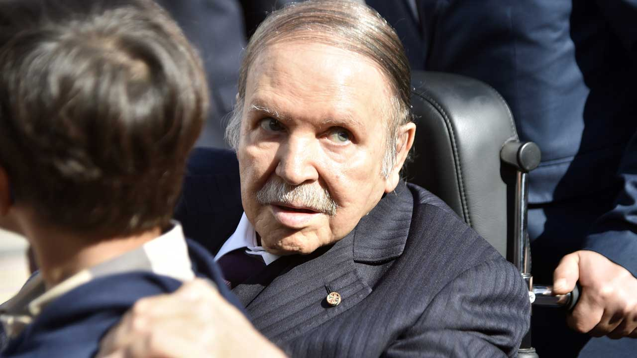 Bouteflika to seek 5th presidential term: Algeria agency