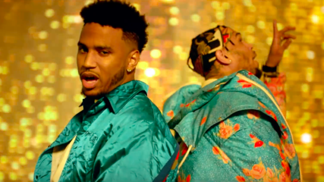 """Chris Brown And Trey Songz Team Up For """"Chi Chi"""" 