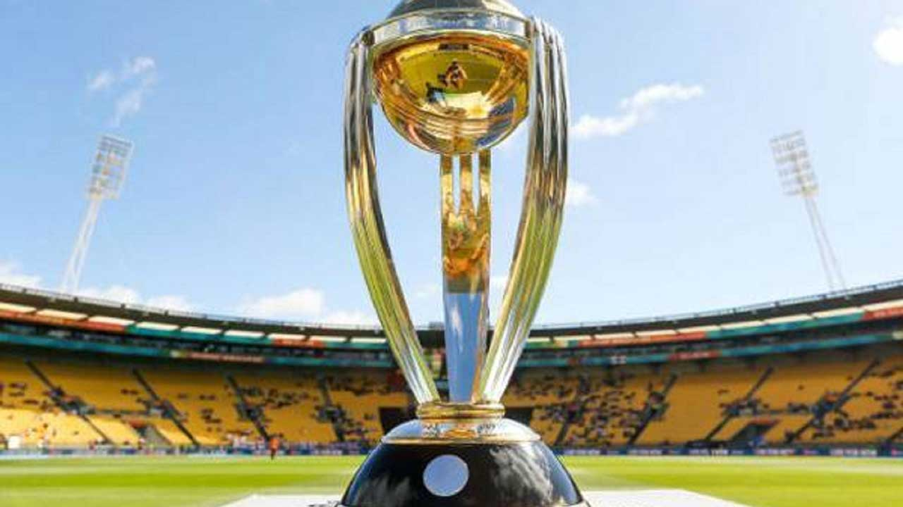 Cricket World Cup trophy arrives in Nigeria today