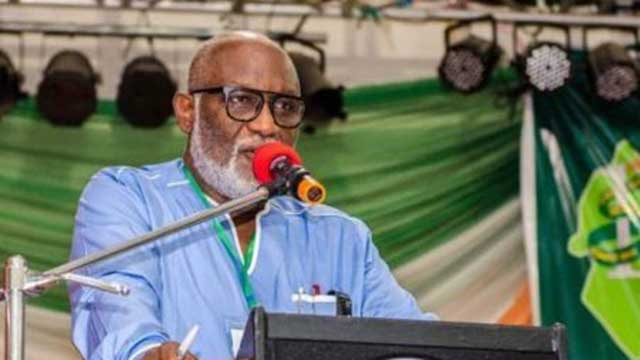 Akeredolu denies suspension by APC | The Guardian Nigeria News - Nigeria and World News