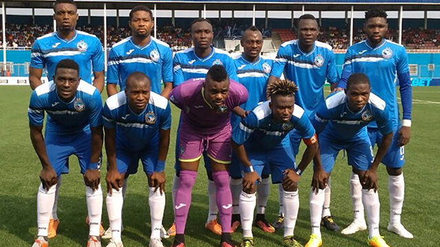 Enyimba's Okorom asks for more, wants another three points in Gombe