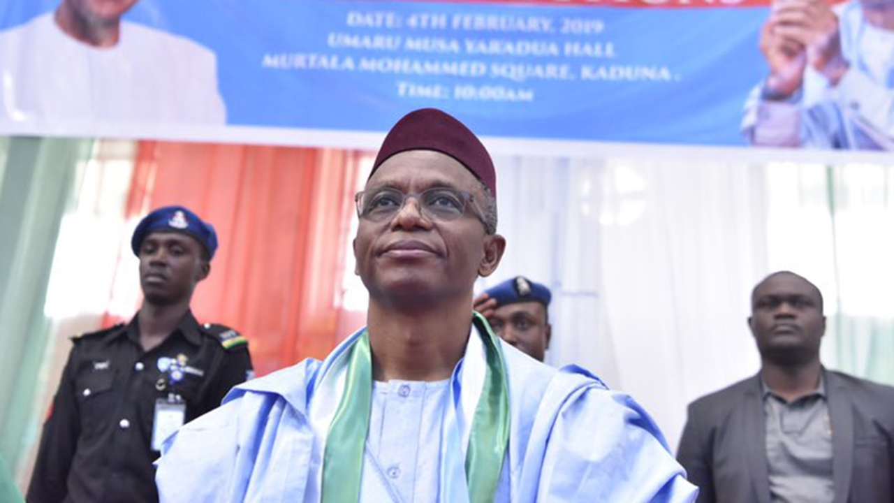 Kaduna State gets commissioner for security