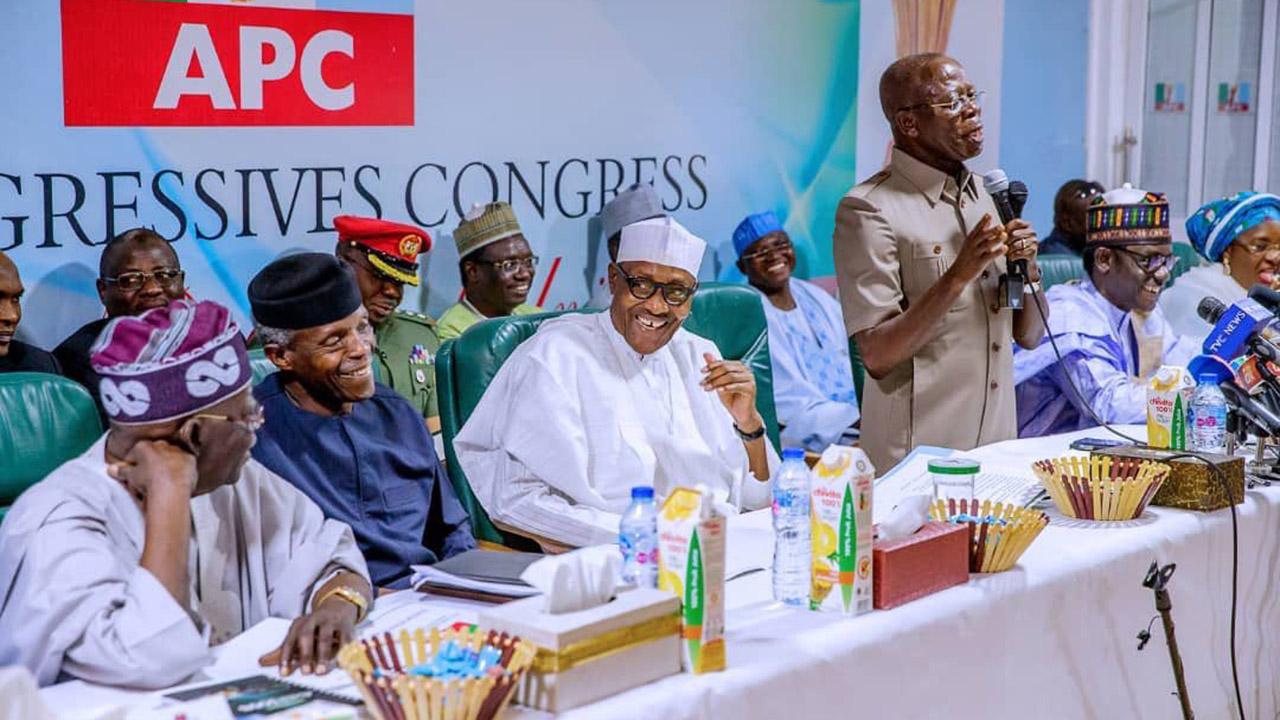 PDP Yobe Chairman joins APC