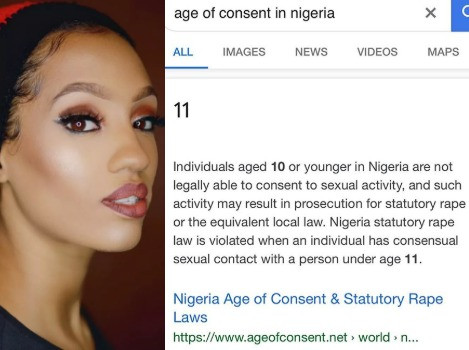 Image result for age of consent in nigeria 2019