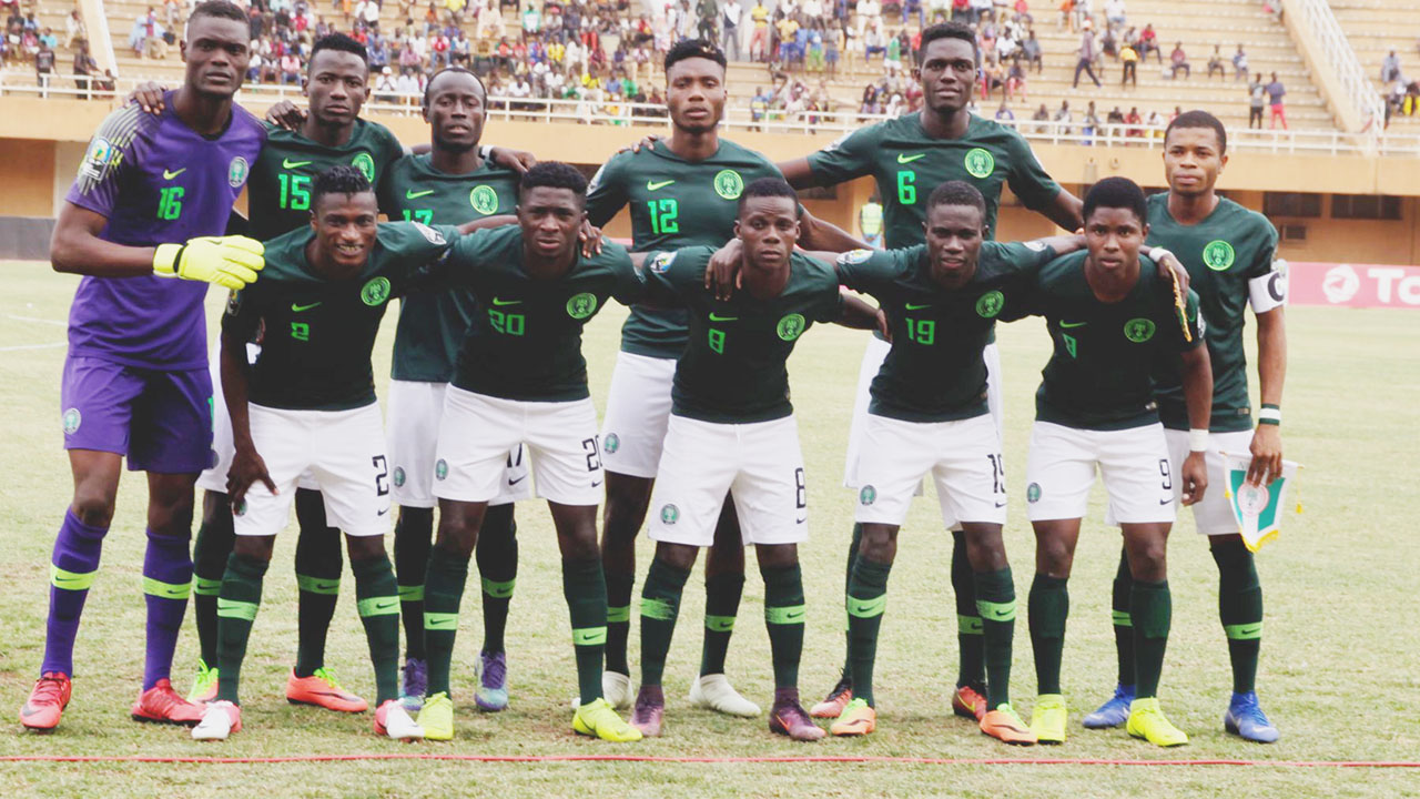 Image result for flying eagles of nigeria
