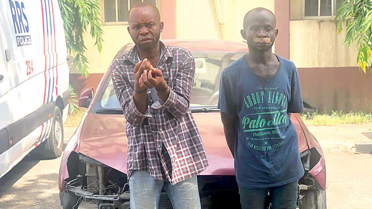 RRS arrests killers of Uber driver, recovers car