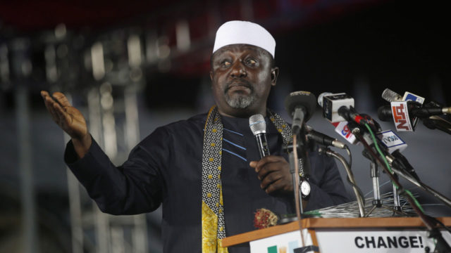 N100b debt claim: Ihedioha taking Imo people for granted, says Okorocha - Guardian Nigeria