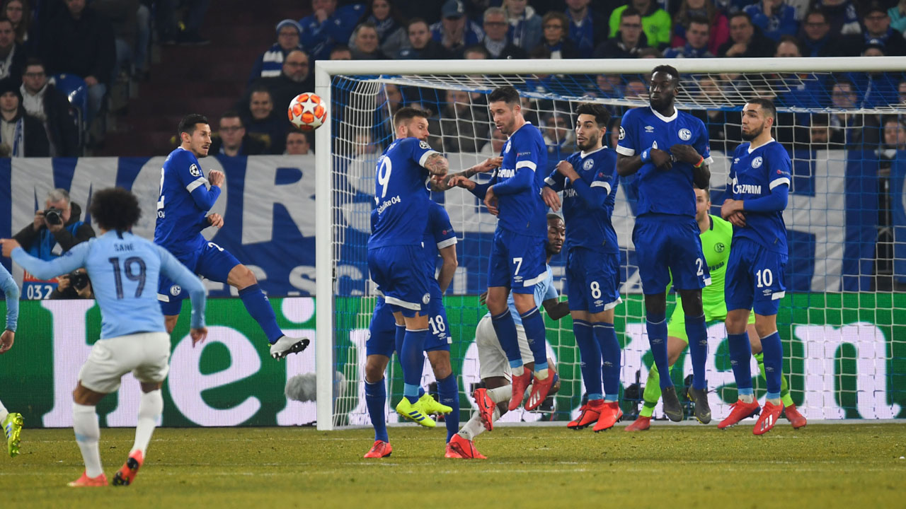 Three things we learned from Schalke 2 Manchester City 3