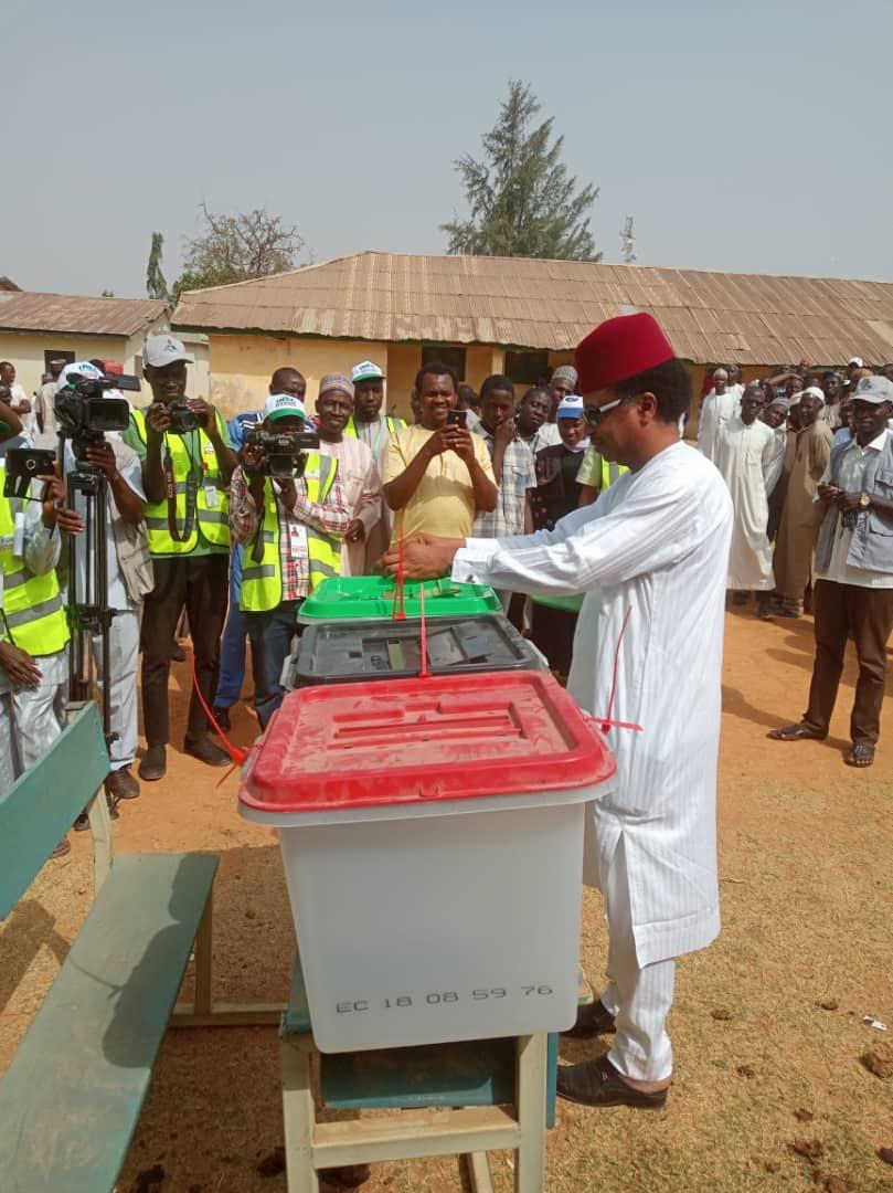 Shehu Sani loses polling unit | The Guardian Nigeria News - Nigeria and World News